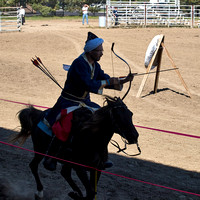 Mounted Archery 05