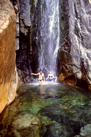 205 Tuolumne River shower 1981